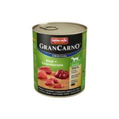 Animonda mokra karma dla psa Grancarno Adult -Adult indyk i kaczka 6 x 800g