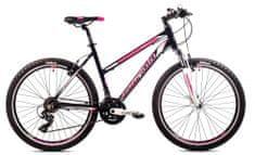 Capriolo MTB Monitor žensko kolo, FSL, črno-roza