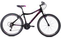 Capriolo MTB Attack žensko kolo, W 26'/18AL, črno-roza