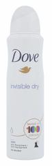 Dove 150ml invisible dry 48h, antiperspirant