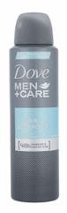 Dove 150ml men + care clean comfort 48h, antiperspirant