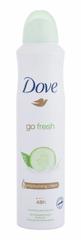 Dove 250ml go fresh cucumber & green tea 48h, antiperspirant