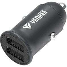 Yenkee YAC 2012 USB autós töltő 4000mA