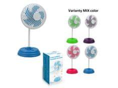 Ventilátor stolní 13 cm