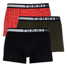 Tommy Hilfiger 3PACK pánské boxerky vícebarevné (UM0UM01565 0TW)