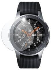 FIXED Fixed Védett edzett üveg okosóra Samsung Galaxy Watch 46mm, 2 db FIXGW-713 csomagban, átlátszó