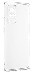 FIXED TPU gél tok a Vivo X60 Pro 5G készülékhez FIXTCC-771, átlátszó