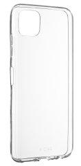 FIXED FIXED TPU gél tok a Samsung Galaxy A22 0,6 mm FIXTCS-671 készülékhez, átlátszó