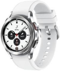 SAMSUNG Galaxy Watch4 Classic 42mm, Silver