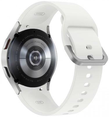chytré hodinky Samsung Galaxy Watch4 android hliník ľahké odolné vode Bluetooth rsguys google pay reproduktor BIA
