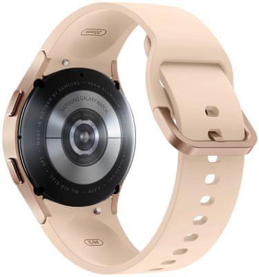 Inteligentné hodinky Samsung Galaxy Watch4 android hliník ľahké odolné voči vode Bluetooth nfc google pay reproduktor BIA