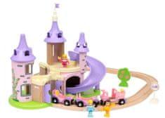 Brio WORLD 33312 Disney Princess Zámecká vlaková sada