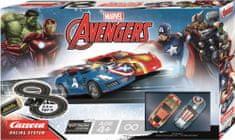 Carrera Autodráha GO 62192 Avengers