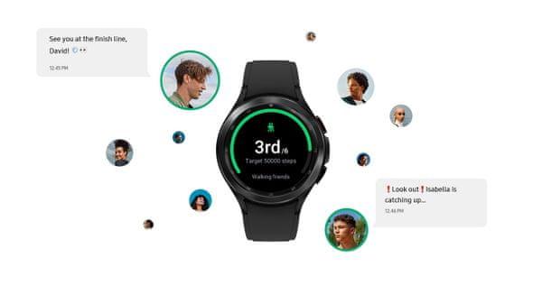 Samsung Galaxy Watch4 Classic, a zászlóshajó