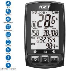 iGET Kerékpár számítógép C210