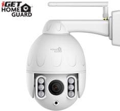 iGET Homeguard HGWOB853 - vezetéknélküli külső WiFi IP FullHD 1080p kamera hanggal