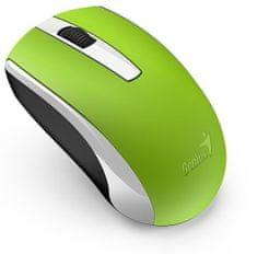 Genius ECO-8100, vezeték nélküli, zöld (31030004404)