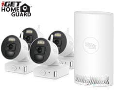 iGET Homeguard HGNVK88004P - Wire-free vezeték nélküli akkumulátor készlet