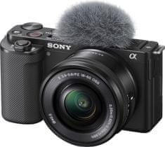 SONY ZV-E10 + 16-50mm (ZVE10LBDI)