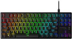 HyperX Alloy Origins Core, HyperX Aqua, US (HX-KB7AQX-US)