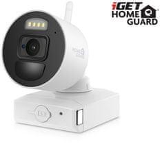 iGET Homeguard HGNVK686CAMP - akkumulátoros működő kültéri Wire-free FullHD 1080p kamera hanggal