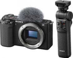 Sony ZV-E10 Body + grip GP-VPT2BT