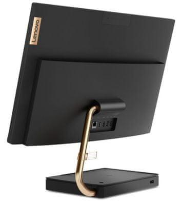 All in One počítač IdeaCentre AIO 5 24IMB05 (F0FB0080CK) kancelářský 23,8 palců Full HD IPS displej Dolby Audio Premium JBL HD webkamera kompletní sestava PC prémiová kvalita