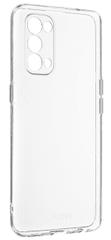 FIXED TPU gél tok az Oppo Reno5 5G FIXTCC-787 készülékhez, átlátszó