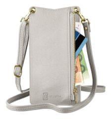 FIXED Nyaktáska Mini Bag mobiltelefonokhoz MINIBAGW, fehér
