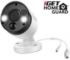 iGET Homeguard HGNVK936CAM - kültéri PoE 4K IP kamera hanggal