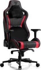 SENSE7 Legend, černo červená