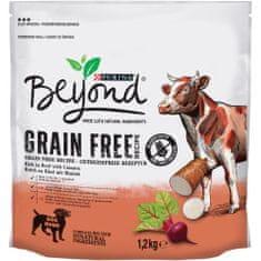 BEYOND Granule Grain Free marhahússal és maniókával, 6 × 1,2 kg