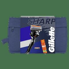 Gillette Ajándékkészlet: ProGlide borotva + 1 borotvafej + borotvagél