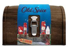 Old Spice Deep Sea Wooden Chest Karácsonyi ajándékcsomag férfiaknak