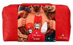 Old Spice Bearglove Travel Karácsonyi Ajándékkészlet férfiaknak