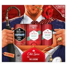 Old Spice Gentleman Restart Ajándékkészlet férfiaknak