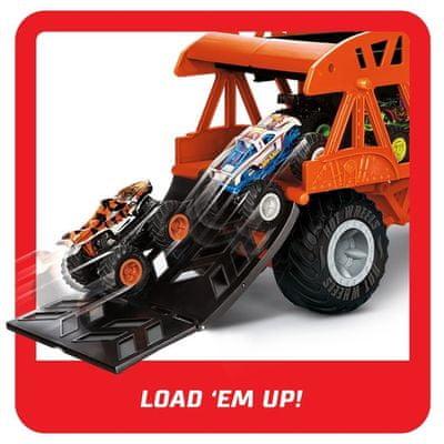 Hot Wheels Monster Mover