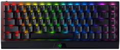 Razer BlackWidow V3 Mini HyperSpeed, Yellow Switch, Phantom Edition, US (RZ03-03891900-R3M1)