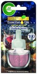 Air wick tekutá náplň do elektrického přístroje - Vůně svařeného vína 19 ml