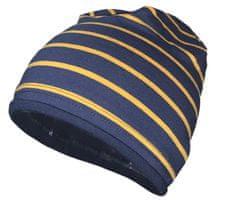 Yetty dětská čepice s proužky B585