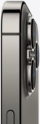 Apple iPhone 13 Pro, trojitý širokoúhlý ultraširokoúhlý  teleobjektiv fotoaparát vylepšený noční režim dvojitá optická stabilizace obrazu Smart HDR LiDAR deepfusion filmařský režim