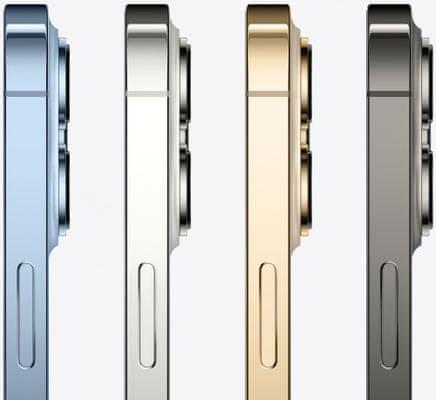 Apple iPhone 13 Pro, A15 Bionic, nejvýkonnější čip procesor, supervýkonný, úsporný, strojové učení