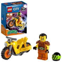 LEGO City 60297 Demoliční kaskadérská motorka