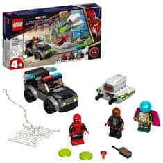 LEGO Super Heroes 76184 Spider-Man a Mysteriův útok dronem