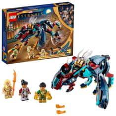 LEGO Super Heroes 76154 Deviantova léčka!