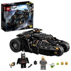 LEGO Super Heroes 76239 Batmobil Tumbler: souboj se Scarecrowem