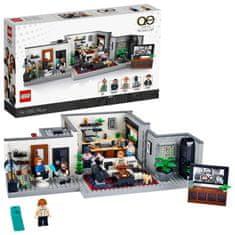 "LEGO Creator Expert 10291 Queer tým – byt ""Úžo Pětky"""
