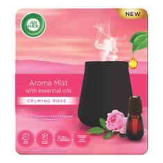 Air wick aroma vaporizér + náplň - svůdná vůně růže