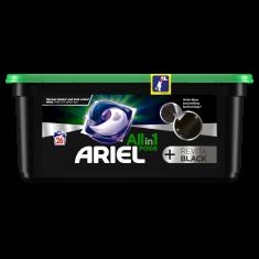 Ariel Allin1 PODs Kapsle Na Praní +Revitablack, 26 Praní