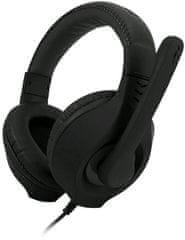 C-Tech Nemesis V2, casual gaming, černé (GHS-14BK)
